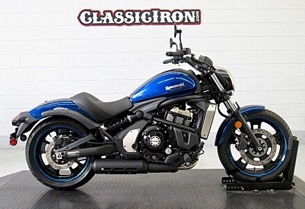 2016 Kawasaki Vulcan 650 S ABS Cafe for sale 200648803