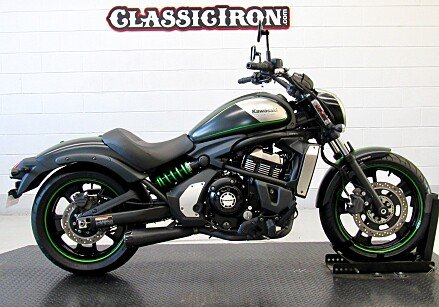 2016 Kawasaki Vulcan 650 S ABS Cafe for sale 200682674