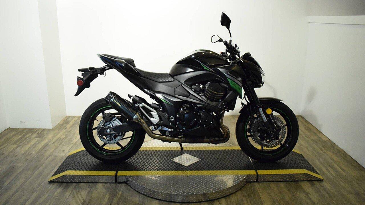 2016 Kawasaki Z800 ABS for sale 200519922