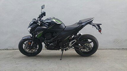 2016 Kawasaki Z800 ABS for sale 200421072