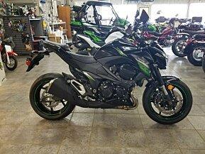 2016 Kawasaki Z800 for sale 200430491