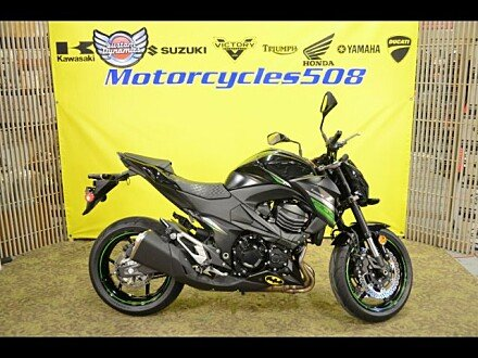 2016 Kawasaki Z800 ABS for sale 200531553