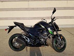 2016 Kawasaki Z800 ABS for sale 200564288