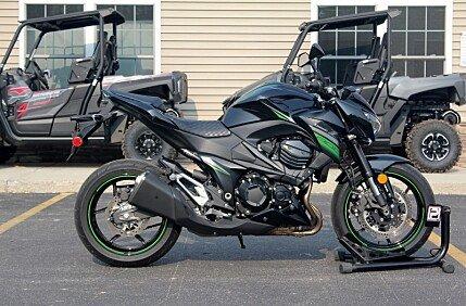 2016 Kawasaki Z800 ABS for sale 200596907