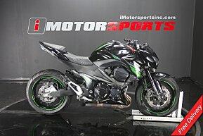 2016 Kawasaki Z800 ABS for sale 200603731