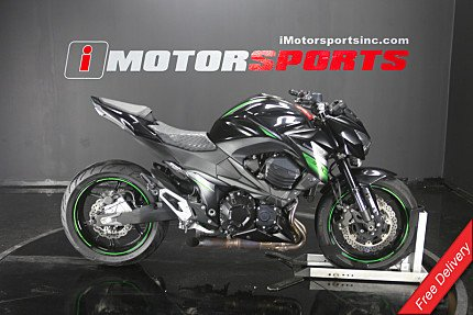 2016 Kawasaki Z800 ABS for sale 200603769