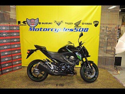 2016 Kawasaki Z800 ABS for sale 200621614