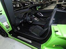 2016 Lamborghini Aventador LP 700-4 Roadster for sale 100962959