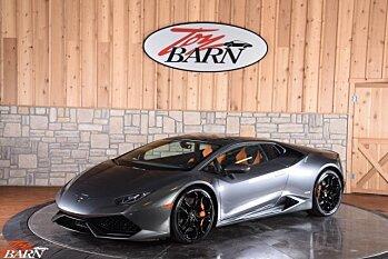 2016 Lamborghini Huracan LP 610-4 Coupe for sale 100953626