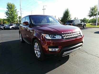2016 Land Rover Range Rover Sport HSE for sale 100760336