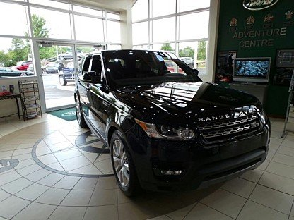 2016 Land Rover Range Rover Sport for sale 100766589