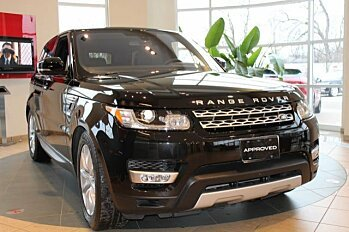 2016 Land Rover Range Rover Sport HSE for sale 100743676