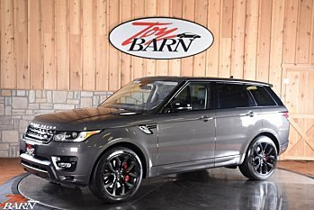 2016 Land Rover Range Rover Sport Autobiography for sale 100944378