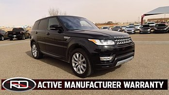 2016 Land Rover Range Rover Sport HSE for sale 100954312