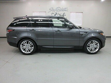 2016 Land Rover Range Rover Sport HSE for sale 100884594