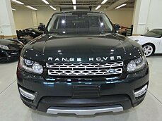 2016 Land Rover Range Rover Sport HSE for sale 100893212