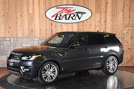 2016 Land Rover Range Rover Sport Supercharged for sale 100896248