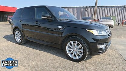 2016 Land Rover Range Rover Sport HSE for sale 100903764