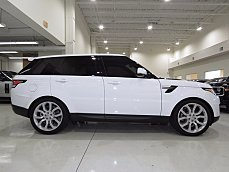 2016 Land Rover Range Rover Sport SE for sale 100911865