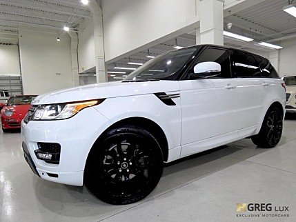 2016 Land Rover Range Rover Sport SE for sale 100970619