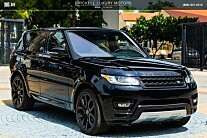 2016 Land Rover Range Rover Sport Supercharged for sale 100998299