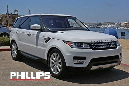 2016 Land Rover Range Rover Sport HSE for sale 101004061