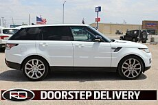 2016 Land Rover Range Rover Sport Supercharged for sale 101005983