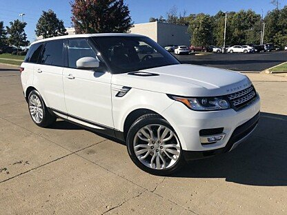 2016 Land Rover Range Rover Sport HSE for sale 101043180
