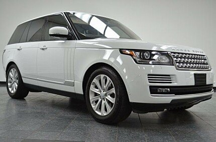 2016 Land Rover Range Rover HSE for sale 100847567