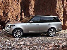 2016 Land Rover Range Rover Supercharged for sale 100853061