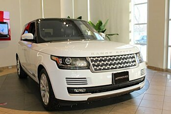 2016 Land Rover Range Rover HSE for sale 100784095