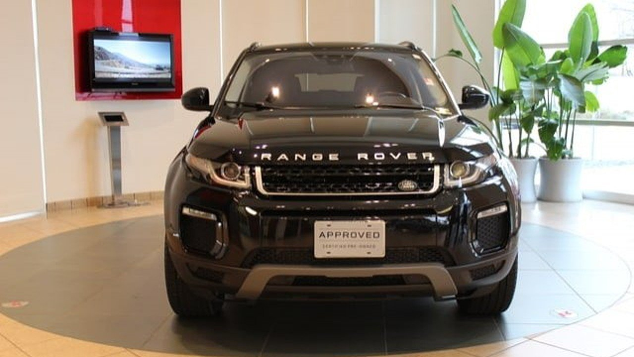 2016 Land Rover Range Rover for sale 100790390