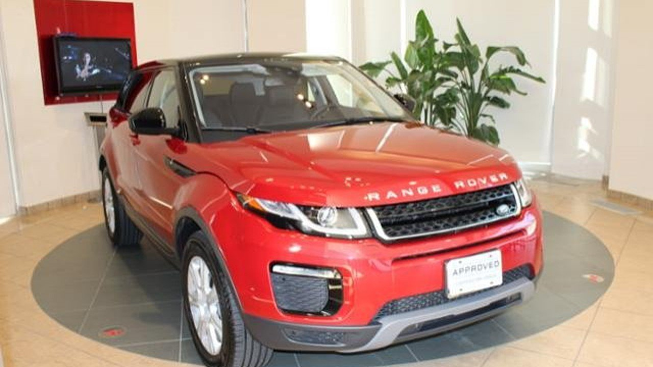 2016 Land Rover Range Rover for sale 100854912