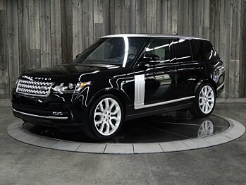 2016 Land Rover Range Rover for sale 100986797
