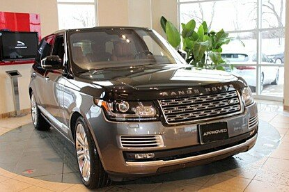 2016 Land Rover Range Rover LWB SV Autobiography for sale 100811954