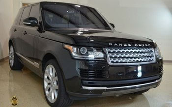 2016 Land Rover Range Rover HSE for sale 100884785