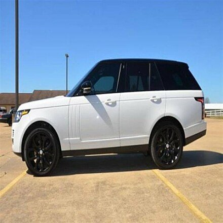 2016 Land Rover Range Rover HSE for sale 100897287