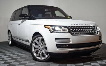 2016 Land Rover Range Rover Long Wheelbase Autobiography for sale 100905933
