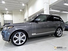 2016 Land Rover Range Rover Autobiography for sale 100953649
