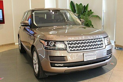 2016 Land Rover Range Rover HSE for sale 100956867