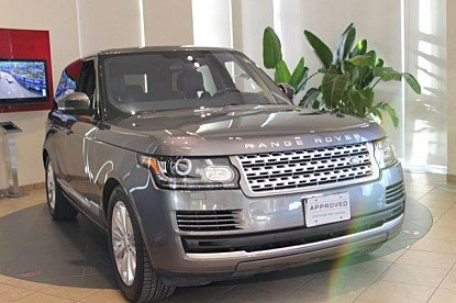 2016 Land Rover Range Rover HSE for sale 100962590