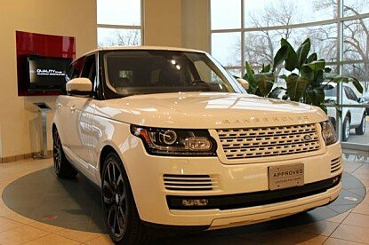 2016 Land Rover Range Rover HSE for sale 100970917