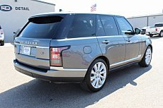 2016 Land Rover Range Rover Supercharged for sale 100972510
