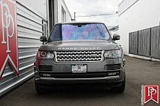 2016 Land Rover Range Rover HSE for sale 100990631