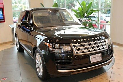 2016 Land Rover Range Rover HSE for sale 100995546