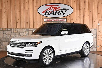 2016 Land Rover Range Rover Supercharged for sale 100999515