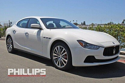 2016 Maserati Ghibli S for sale 100794240