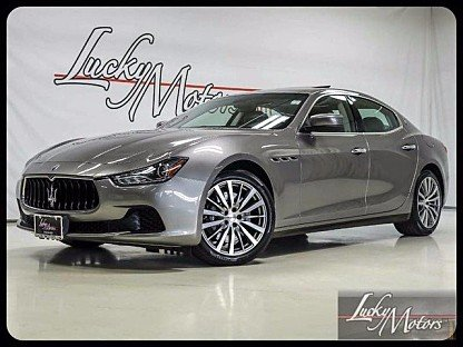 2016 Maserati Ghibli S Q4 for sale 100853673