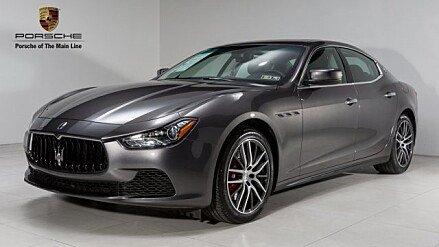 2016 Maserati Ghibli S Q4 for sale 100861072