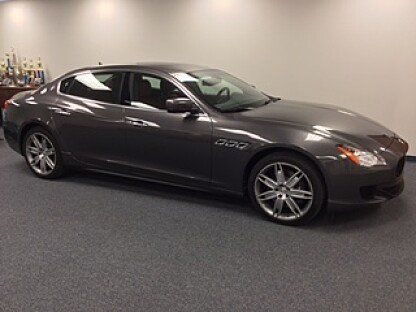 2016 Maserati Quattroporte S for sale 100849695